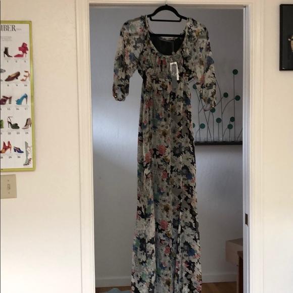 Floral Maxi dress Twelfth Street
